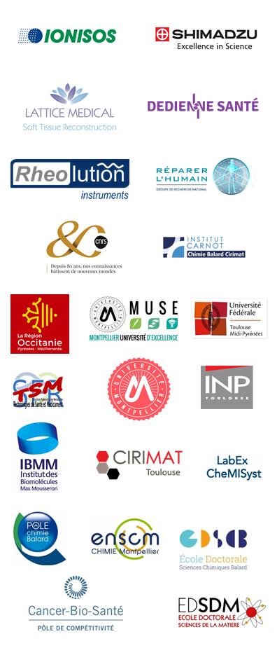 logos nos partenaires